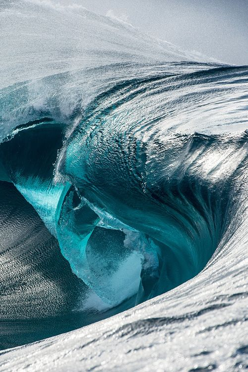 earthyday:   Ocean Formation  by Russell Ord