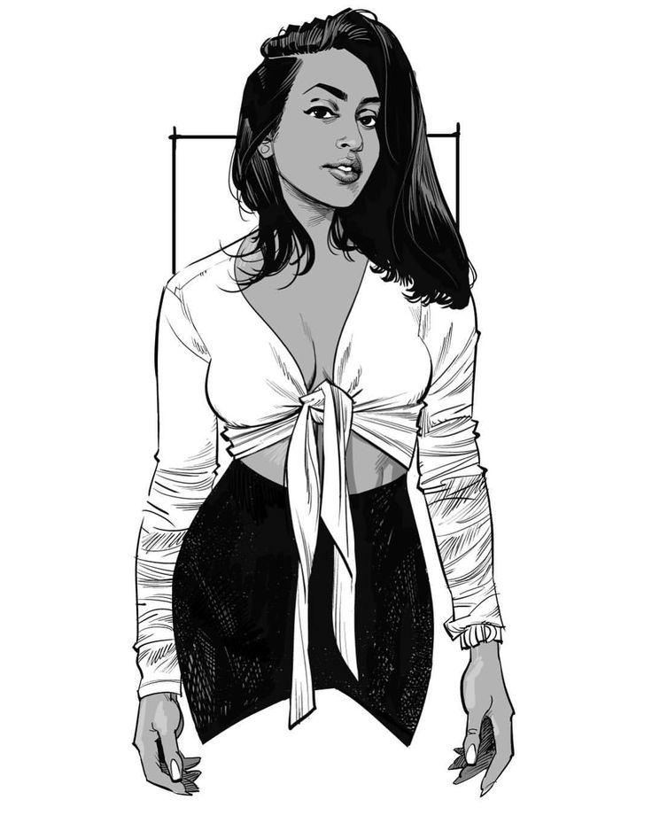 Melinda Shankar by Cameron Stewart