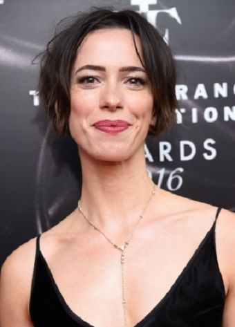 cool Rebecca Hall New, Short, Formal Hairstyles Pictures