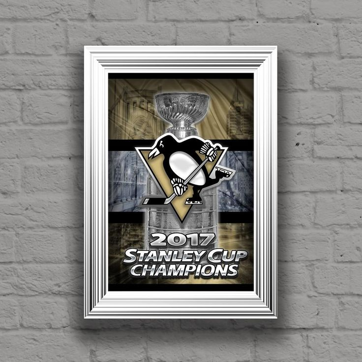 Pittsburgh Penguins 2017 Stanley Cup Championship Poster, Pittsburgh Penguins Alternative Jersey Hockey Gift, Pens Art, Penguins