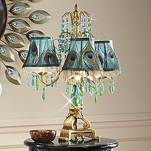Best 25 Chandelier Table Lamp Ideas On Pinterest