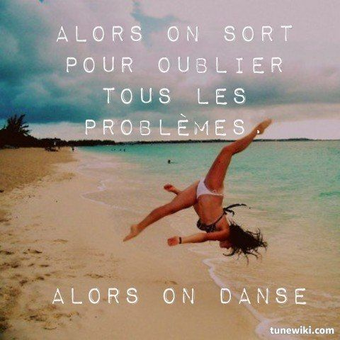 "-- #LyricArt for ""Alors On Danse - Radio Edit"" by Stromae THEN WE DANCE!"