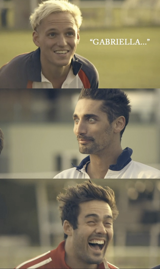 Made in Chelsea. Such a golden moment
