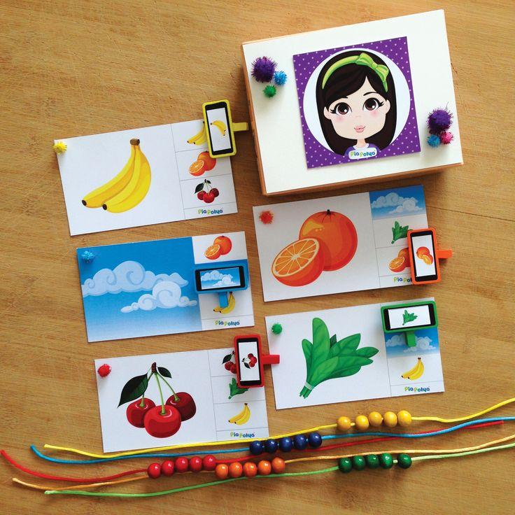 """""""Pia Polya Eşini Bularak Mandalla Oyunu """" Oyun, Pia Polya'nın tüm çocuklara hediyesi olup, fikir mülkiyeti Hotalı Ambalaj Tasarımına aittir."""