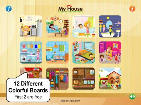 My-House by MyFirstApp Ltd.