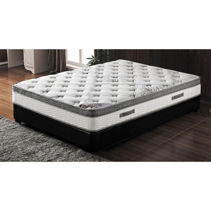 how to make a pillow top mattress more firm