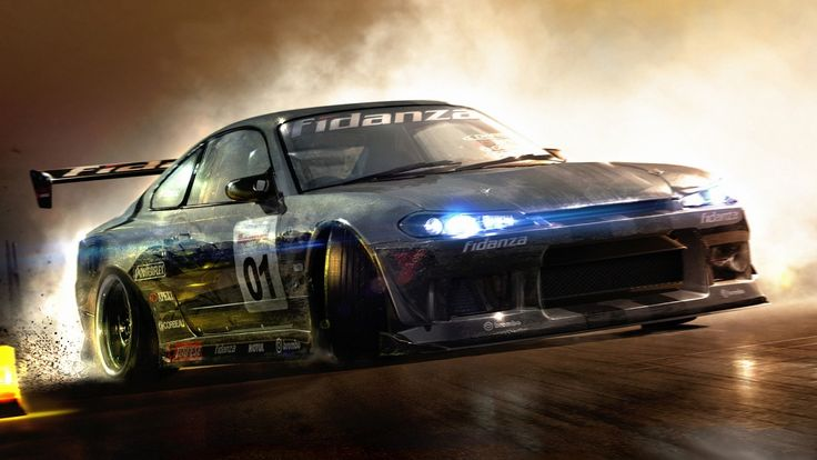 Drifting Race Car Wallpaper Epic Car Wallpapers
