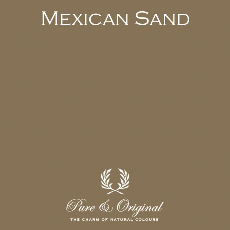 Mexican Sand - Pure & Original - paint