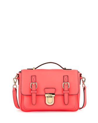 lola avenue lia crossbody satchel, surprise coral by kate spade new york at Neiman Marcus.