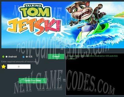 "Check out new work on my @Behance portfolio: ""Talking Tom Jetski Hack Chetas Tool"" http://on.be.net/1k6jvWa"