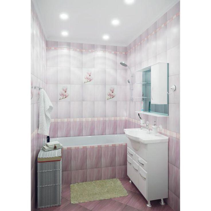 Керамическая плитка для ванной в Леруа Мерлен - каталог ...