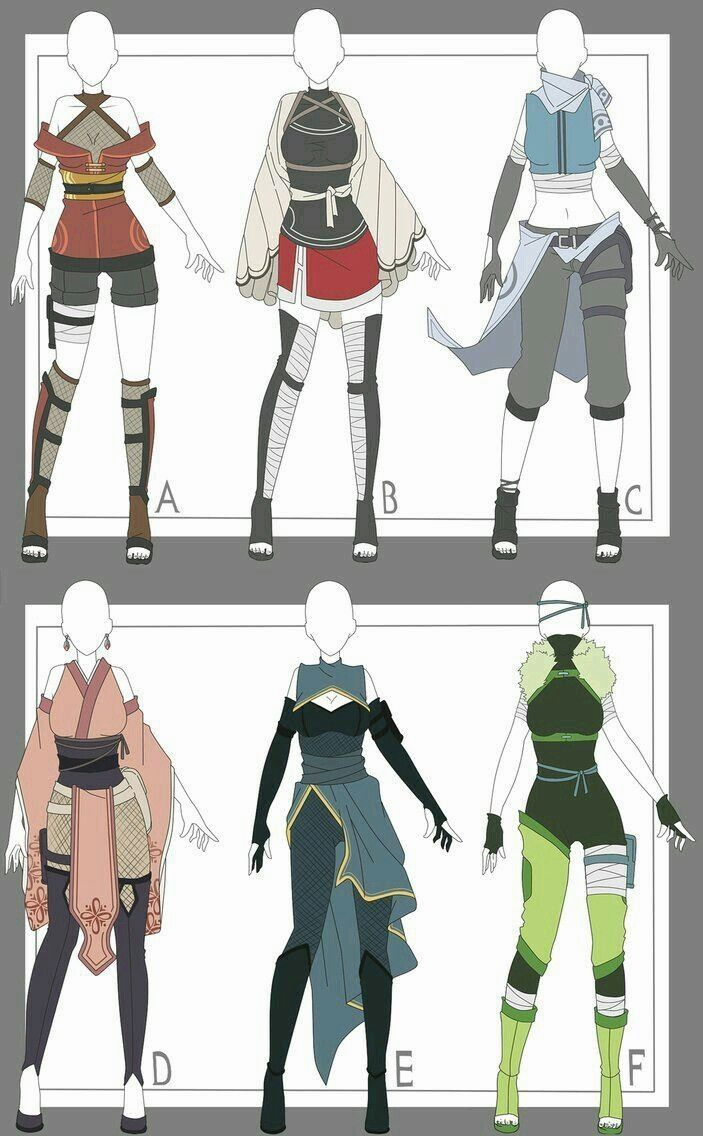 Pin By Kayla Strosin On Anime Drawings Art Clothes Anime Outfits Fantasy Clothing
