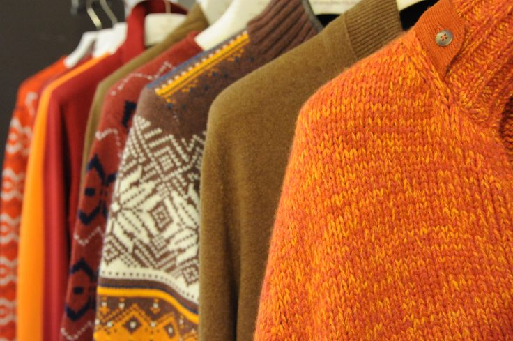 #Pittiuomo New Winter Collection #orange #color