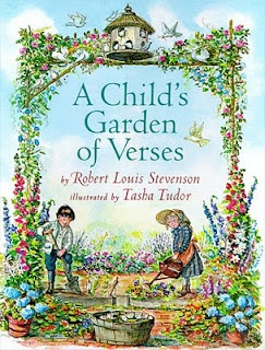 Robert Lewis Stevenson - this is the book I read to my children :)