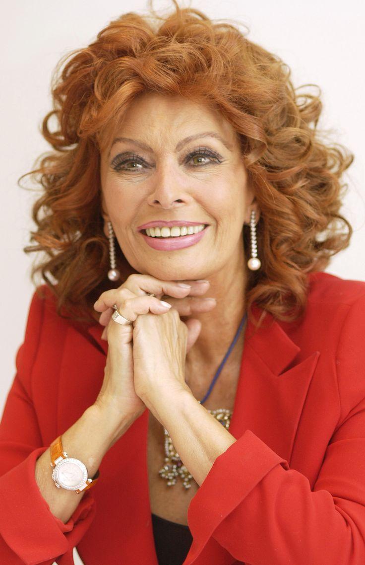 El secreto de eterna belleza de Sophia Loren                                                                                                                                                                                 Más