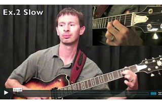 How To Play Soloing Lines for A7 | www.elmore-music.com