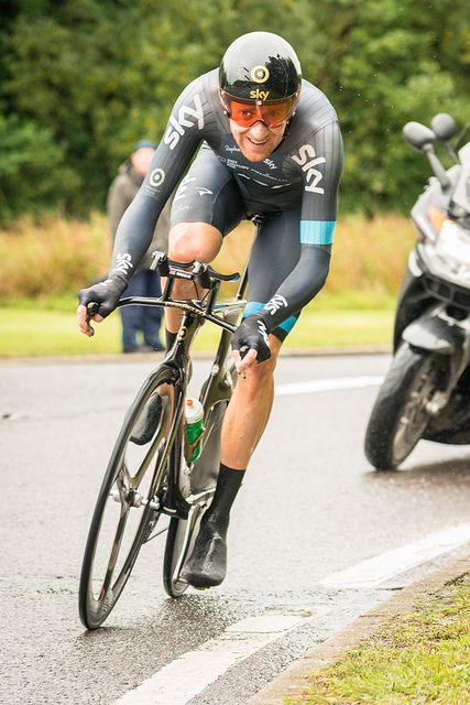 Sir Bradley Wiggins Tour of Britain time trial | Flickr - Photo Sharing!
