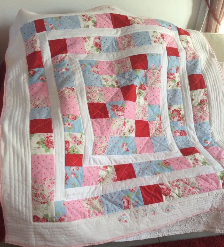 A Quilt made with love for Ava