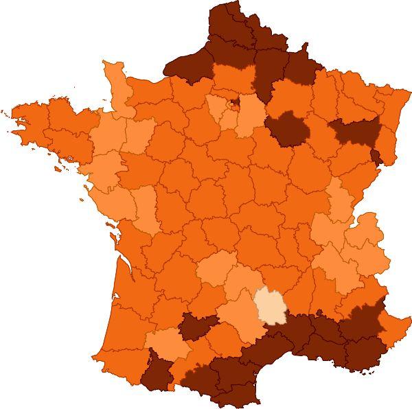 le chômage en France au 1er trimestre 2013