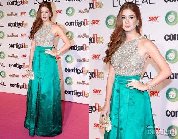 Marina Ruy Barbosa: Long Dresses, 2014 Vestidos, Cheap Dresses, Buttons China Dresses, Crystals Beads, Dresses Buttons China, Carpet Dresses, Barbosa Vestidos, Beads Green
