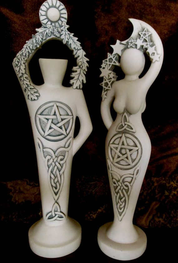 Hey, I found this really awesome Etsy listing at https://www.etsy.com/listing/214581166/pentacle-goddess-lord-statue-or-both-by