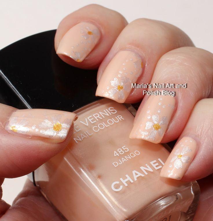 Mer enn 25 bra ideer om neutral nail art p pinterest vrnegler marias nail art and polish blog neutral nail art artsy wednesday prinsesfo Image collections