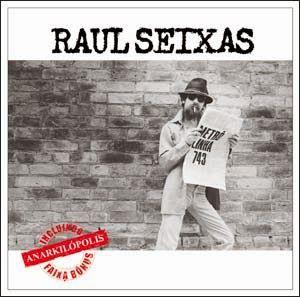 Primeiro post do blog sobre o mestre do rock brasileiro Raul Seixas, com o disco Metrô Linha 743. Confiram!