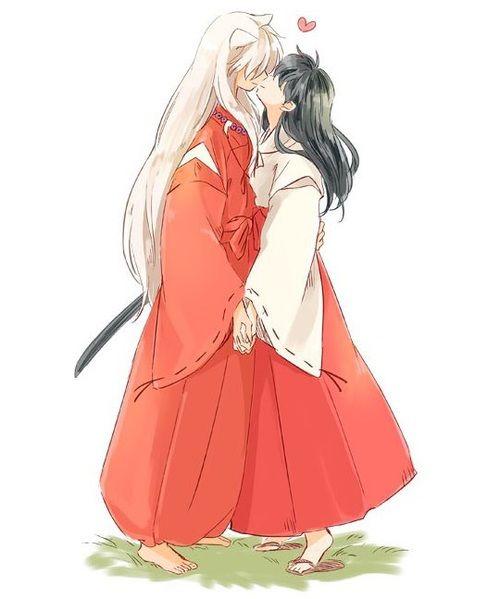 Inuyasha & Aome