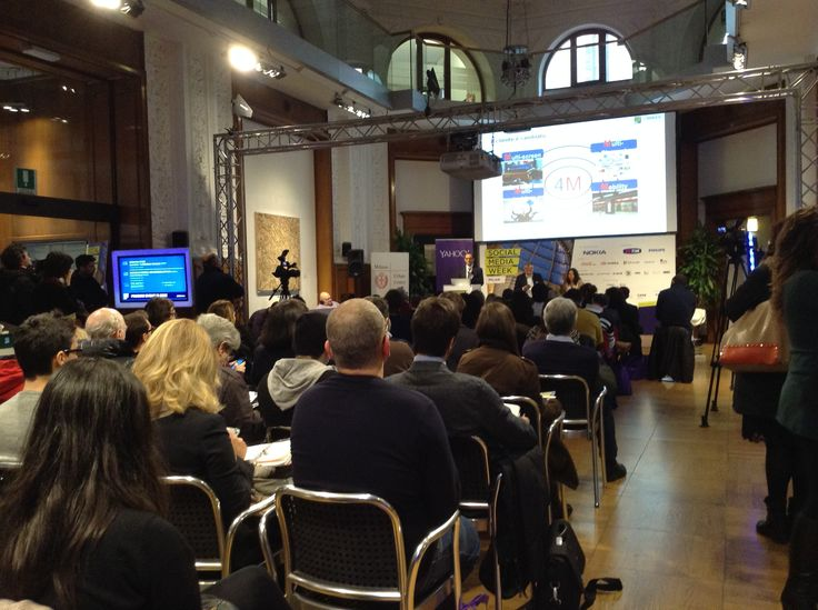 Valeria Mazzon, Head of Planning & Strategy di Yahoo! racconta il suo lavoro alla Social Media Week Milan 2014