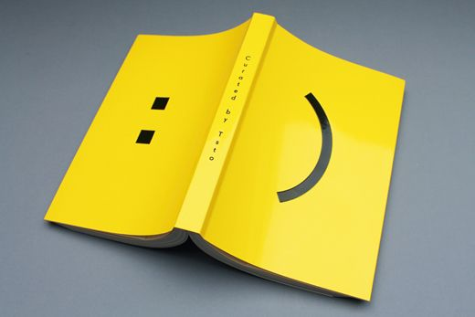 A book of smiles.  What great way to brighten up a dreary wet day!