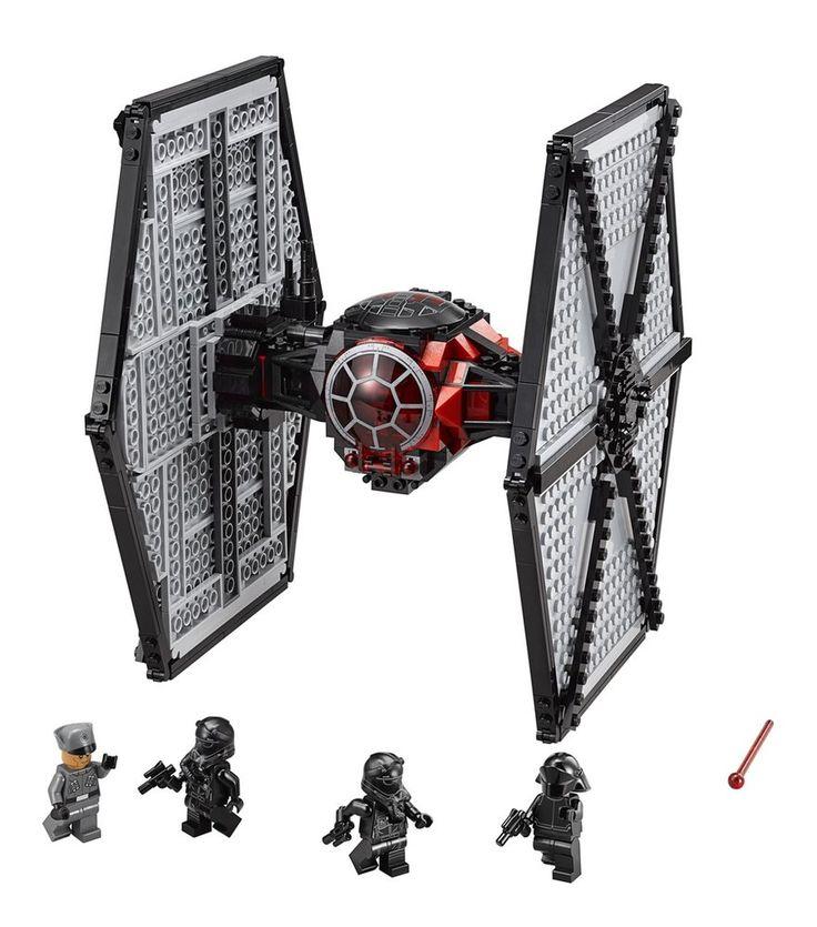 75101 TIE fighter™ das Forças Especiais da Primeira Ordem - LEGO® Star Wars™ Episode 7