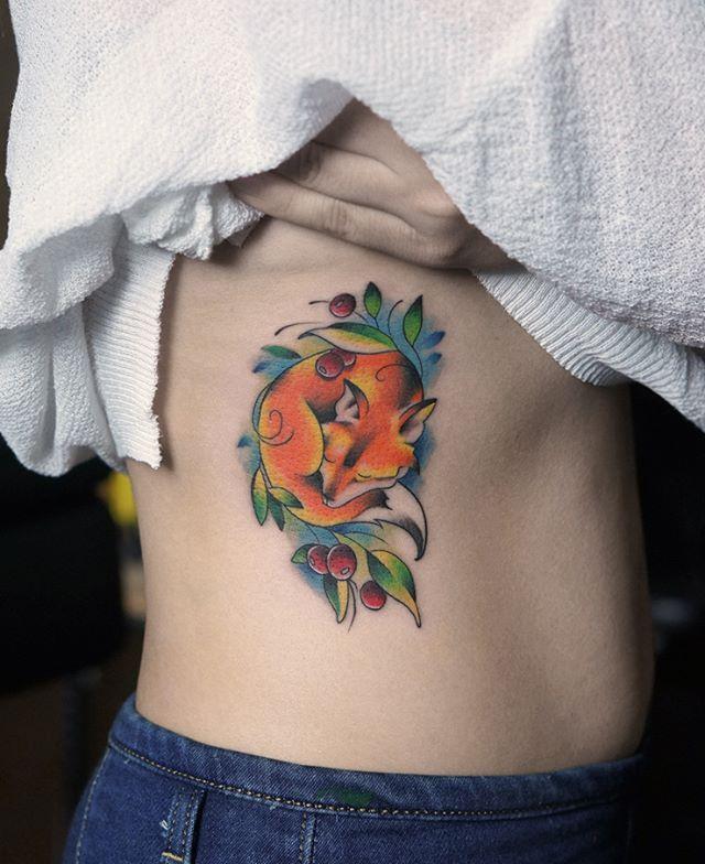 Recycle tattoo studio  #recycletattoostudio #recyclebjnx #bisnguyenmachine #tattoosaigon #saigontattoo #tattoovietnam #vietnamtattoo #saigon #vietnam #tattoos #tat #tatuaje #tattooed #tattooart #tattoolife #awesome #life #love #ink #art #design #abstract #abstracttattoo #colortattoo #ink #art #fox #animaltattoo #foxtattoo #inkedgirldoitbetter