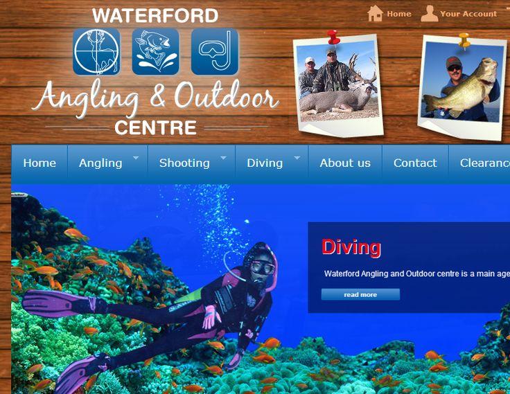 Waterford angling & outdoor centre - Increase your sales - Brand You
