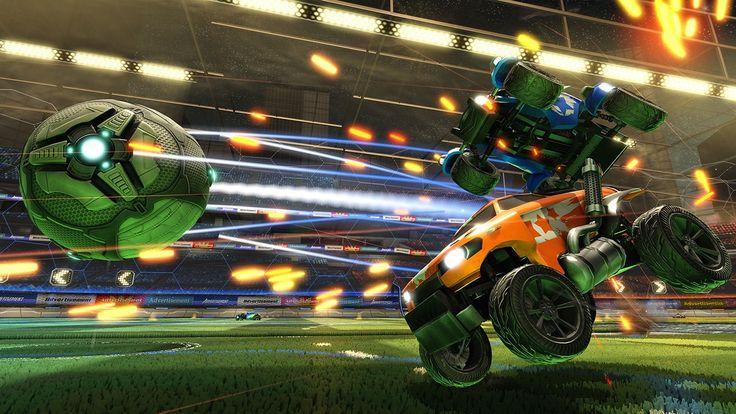 Rocket League: Los coches y el fútbol tienen un crossover en este original juego en donde tenemos que jugar un encuentro a bordo de estos vehículos. Puede parecer absurdo, pero lo cierto es que este juego enchancha a quien lo prueba gracias a su modo online con el que podemos jugar con nuestros amigos para ver quién es el mejor conductor-futbolista.