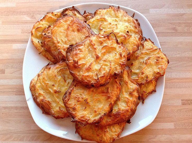 Backofen Reibekuchen, ein beliebtes Rezept aus der Kategorie Kartoffeln. Bewertungen: 107. Durchschnitt: Ø 3,6.