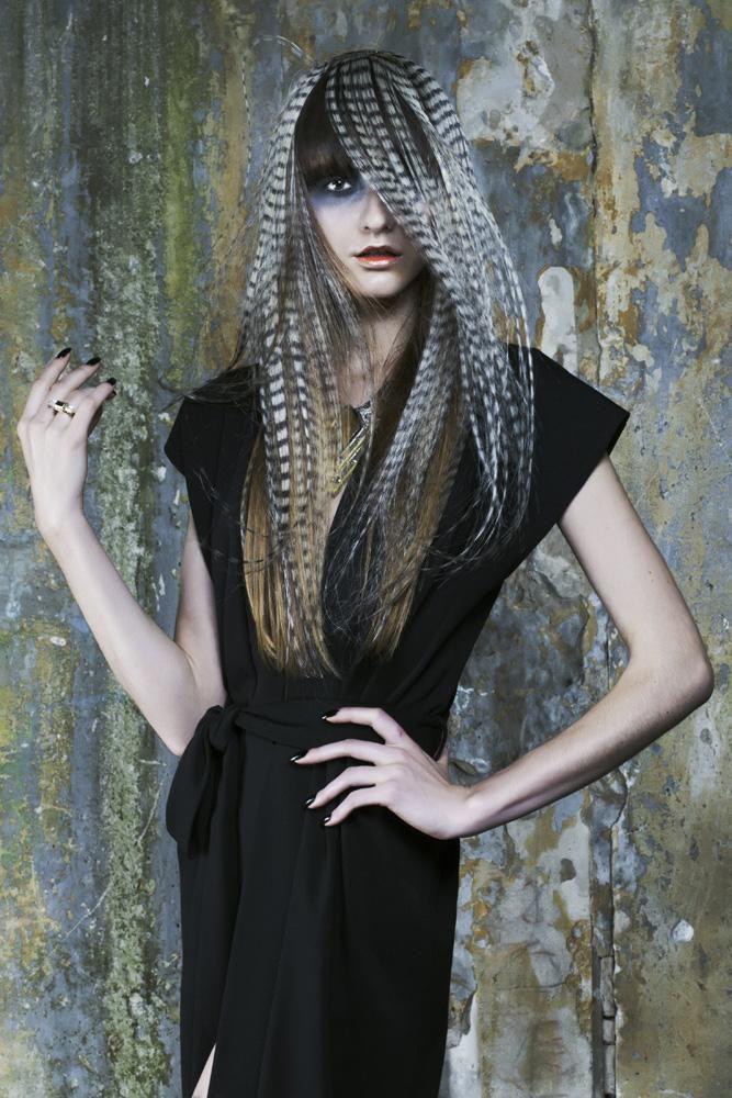 www.estetica.it | Hair: Sergey Shapochka , Aleksandr Makscrew, Yana Kodentsova Make up: Anok, Marina Trofimets Photo: Sergey Shapochka Products: Paul Mitchell