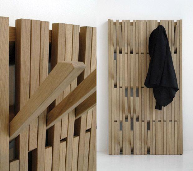 Portemanteau piano patrick seha pour feld coat hanger for Garderobe piano