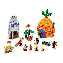"LEGO SpongeBob Bikini Bottom Undersea Party (3818) - LEGO - Toys ""R"" Us"