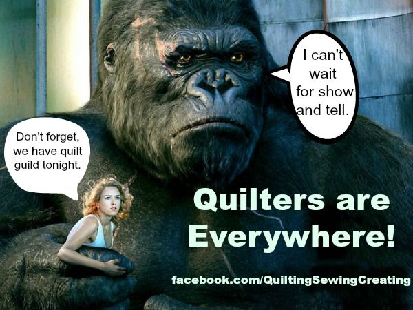1000 Images About Quilty Humor On Pinterest The Thread