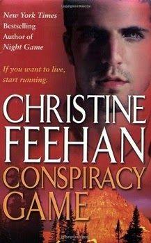 Juego De Conspiración Saga Caminantes Fantasmas #04 Christine Feehan (California?-). Autora estadounidense de novela romántica-paran...