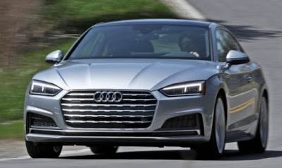 http://ift.tt/2pY3msD 2018 Audi A5 2.0T Coupe Automatic   audi cars http://ift.tt/2oXtZOs  2018 Audi A5 2.0T Coupe Automatic   audi cars  2018 Audi A5 2.0T Coupe Automatic   audi cars.The if-it-ain't-broke coming to fixing thoughts apparently restates well into German because you have to askance your eyes to see how Audi has altered the A5 with this new-for -2018 redesign. Wheelbase and overall segment are a touch longer while height is the same and width is down by a merely 0.3 inch. The…