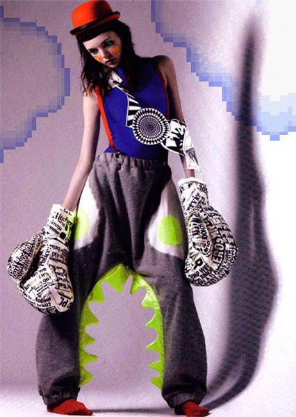 Cassette Playa: Carri Munden - cartoon couture, streetwear, M.I.A. Carri Munden, fashion,cassette playa - Page 2 - LIPSTiCK TrACeZ
