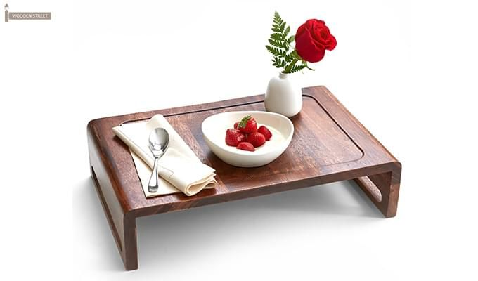 Buy Jared Breakfast Table with Teak Finish online in India at great discount from Wooden Street. Browse our perfect collection of modern storage furniture online with high quality to decorate your home sweet home. Visit : https://www.woodenstreet.com/storage-furniture