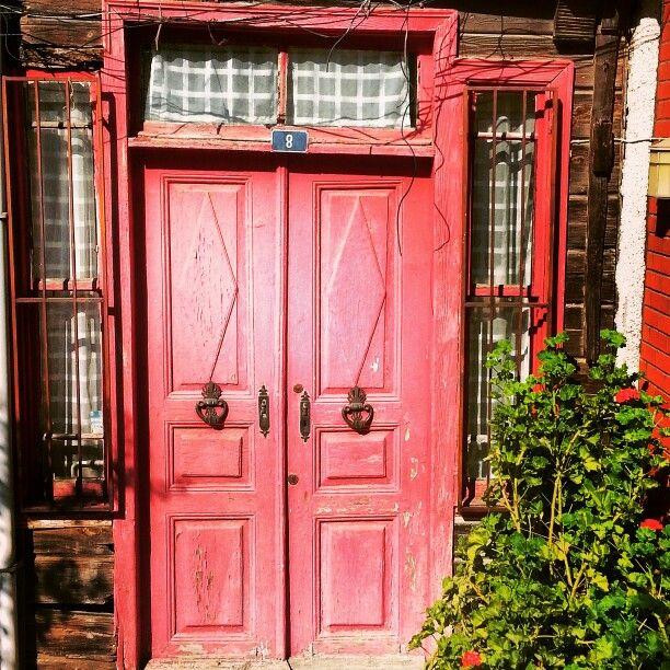güne açılan kapılar..
