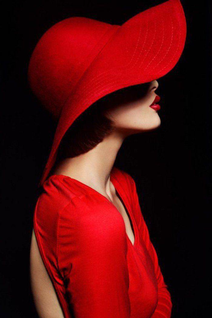 comment porter le chapeau rouge avec du style 2018 chapeau rouge chapeau et rouge