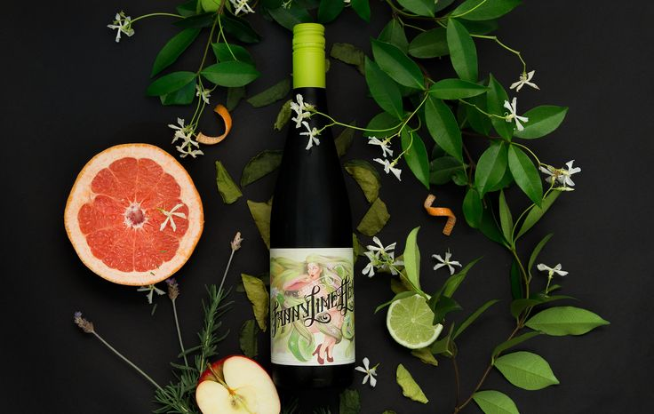 Fanny Limehead Riesling 2014 — The Dieline