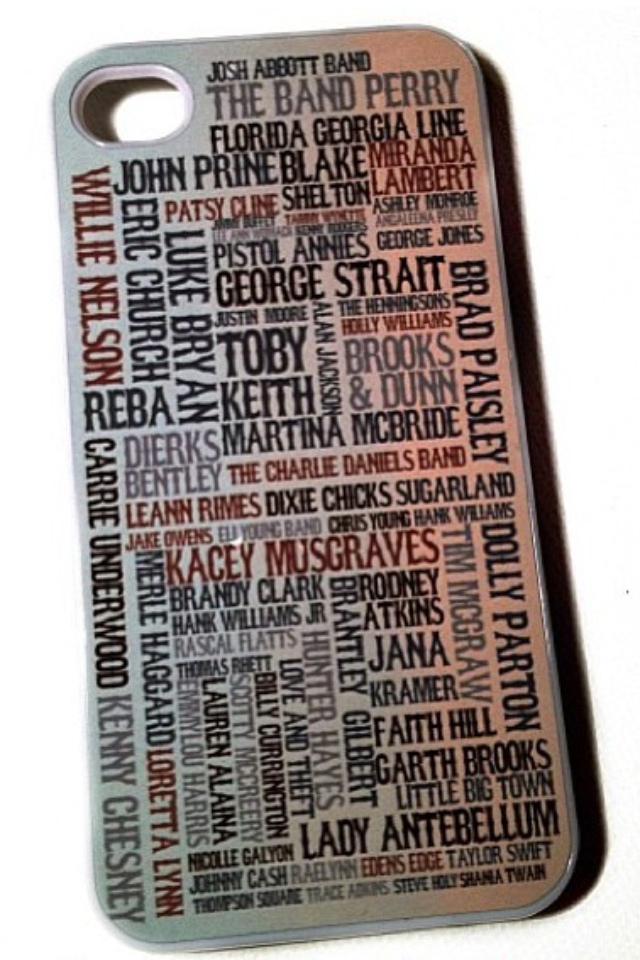 Country iPhone case!  Gahhh, I need this right now.!!!!!! @Tracy Frydrychowski check this out.!!