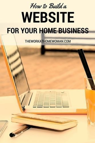 Are you ready to start your home business -- but you're not sure where to start? Here's how to make a website and set it up in a few easy steps.