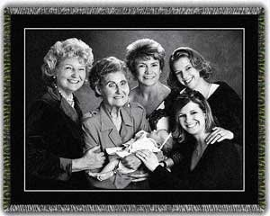 great gift idea...favorite photo becomes either b&w or color tapestry throw
