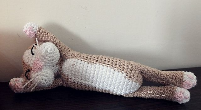 Laid Back Cat Amigurumi : 221 best images about DIY and crafts on Pinterest Free ...